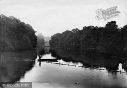 Ramsbury, Manor 1907