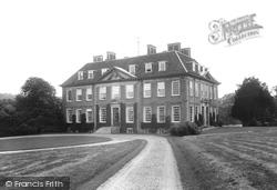 Ramsbury, Manor 1910