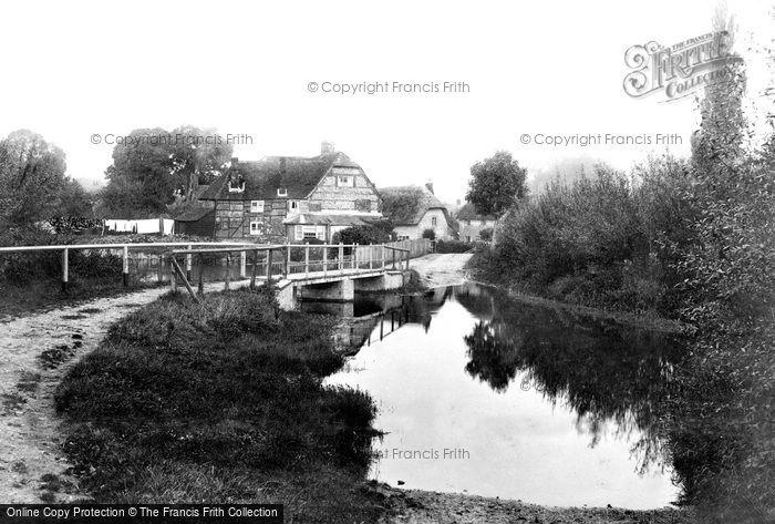 Ramsbury,Moon's Mill 1907,Wiltshire