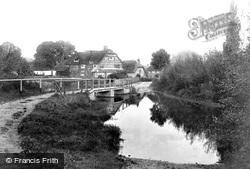 Ramsbury, Moon's Mill 1907