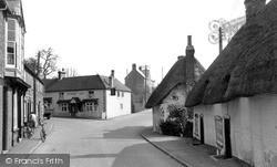 Ramsbury, Oxford Street c.1955