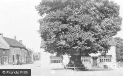Ramsbury, The Square c.1955