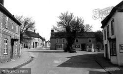 Ramsbury, The Tree c.1955