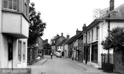 Ramsbury, The Village c.1960
