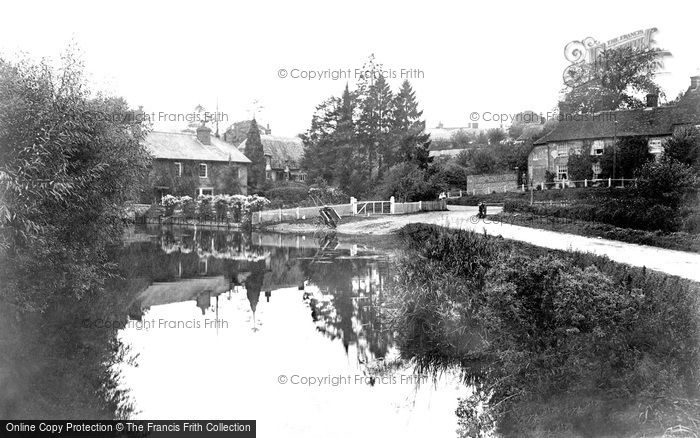 Ramsbury,Town Mill 1907,Wiltshire