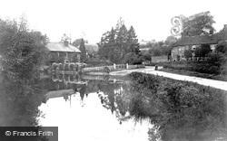 Ramsbury, Town Mill 1907