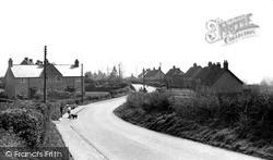 Ramsbury, Wittonditch Road c.1955