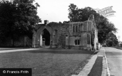 Ramsey, Abbey 1954
