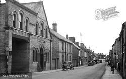 Ramsey, High Street c.1955