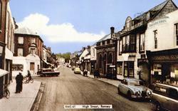 High Street c.1965, Ramsey