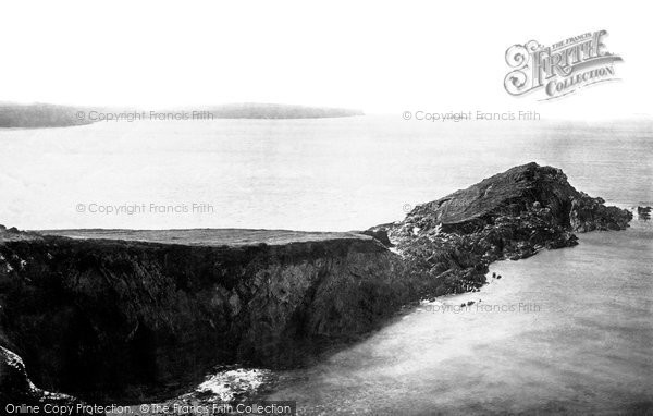 Ramsey Island photo