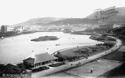 Ramsey, Mooragh Park 1895
