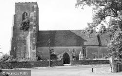 Ramsey, St Michael's c.1955