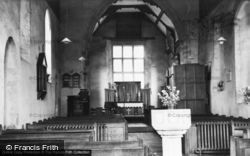 Ramsey, St Michael's Church c.1955