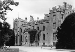 Ramsey, The Abbey c.1955