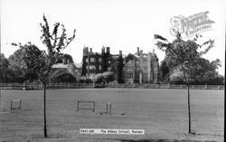The Abbey School c.1965, Ramsey