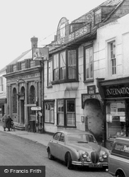 The George Hotel, High Street c.1965, Ramsey