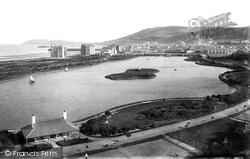 Ramsey, The Park 1895