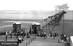 The Pier 1895, Ramsey