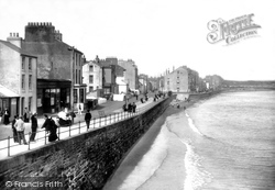 Ramsey, The South Promenade 1894