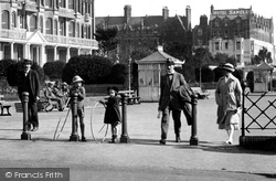 A Family Outing c.1920, Ramsgate