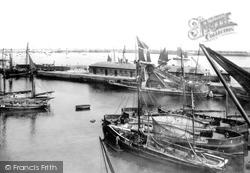 Ramsgate, Harbour 1907