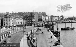 Ramsgate, Looking East c.1920