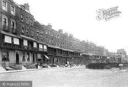 Ramsgate, Nelson Crescent 1894