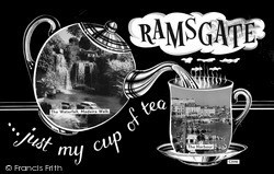 Postcard Design c.1960, Ramsgate
