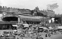 Ramsgate, Sands Station c.1920