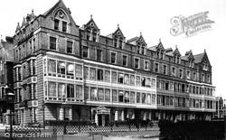 Ramsgate, St Cloud Hotel 1901