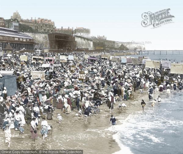 Ramsgate, The Beach 1907