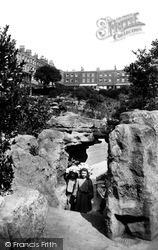The Grotto, Madeira Walk 1907, Ramsgate