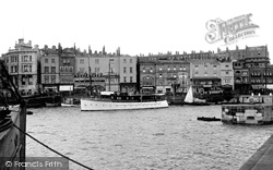Ramsgate, The Harbour 1920