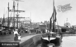 The Harbour Crosswall 1907, Ramsgate