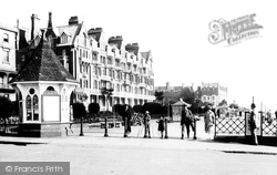 Ramsgate, The Promenade c.1920