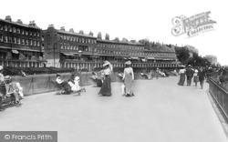 Ramsgate, Victoria Parade 1901