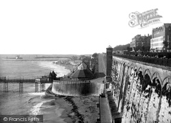 View From East Cliff c.1920, Ramsgate