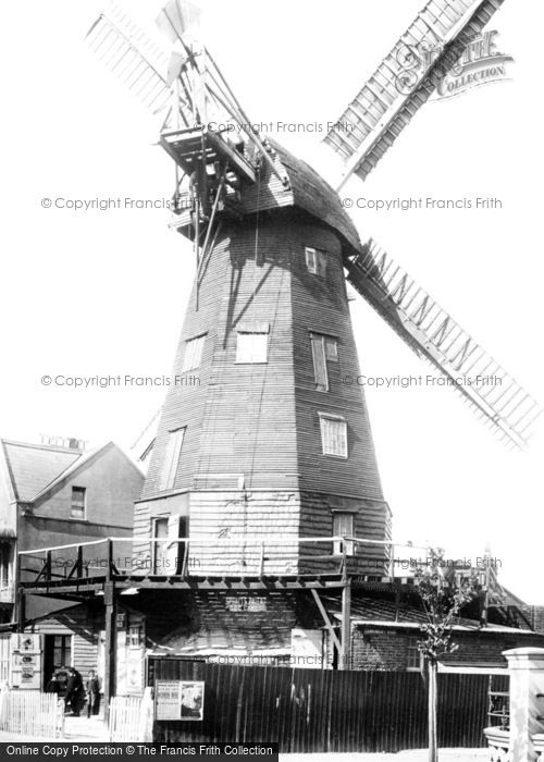 Ramsgate,The Old Mill 1901,Kent