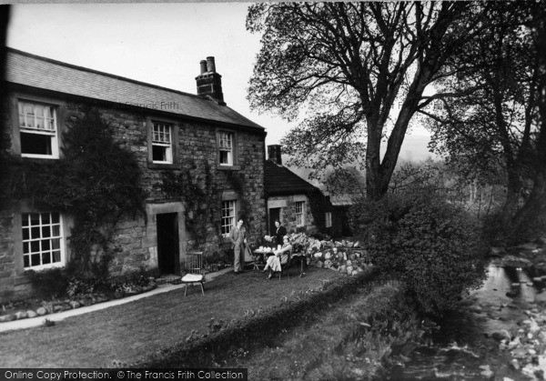 Photo of Ramsgill, Café And Beck c.1932