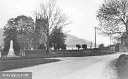 Ramsgill, St Mary's Church c.1932