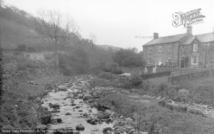 Photo of Ramsgill, The Beck From Bridge c.1932