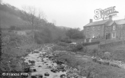 Ramsgill, The Beck From Bridge c.1932