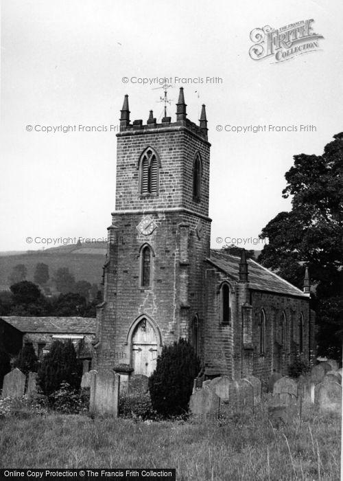 Photo of Ramsgill, The Church c.1955