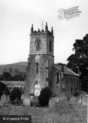 Ramsgill, The Church c.1955