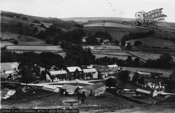 Photo of Ramsgill, The Village c.1930