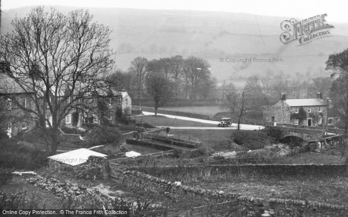 Photo of Ramsgill, View From The Hill c.1932