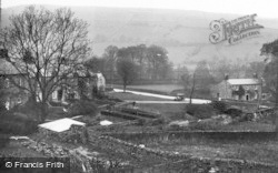 Ramsgill, View From The Hill c.1932