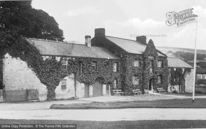 Photo of Ramsgill, Yorke Arms Hotel c.1930