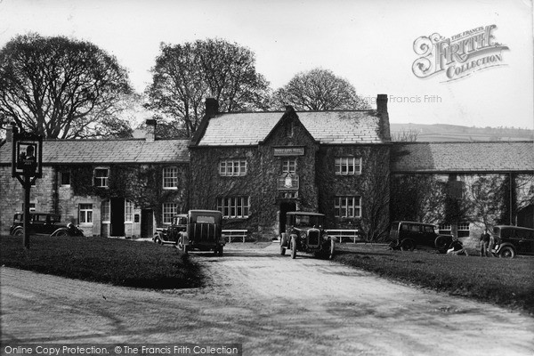 Photo of Ramsgill, Yorke Arms Hotel c.1932